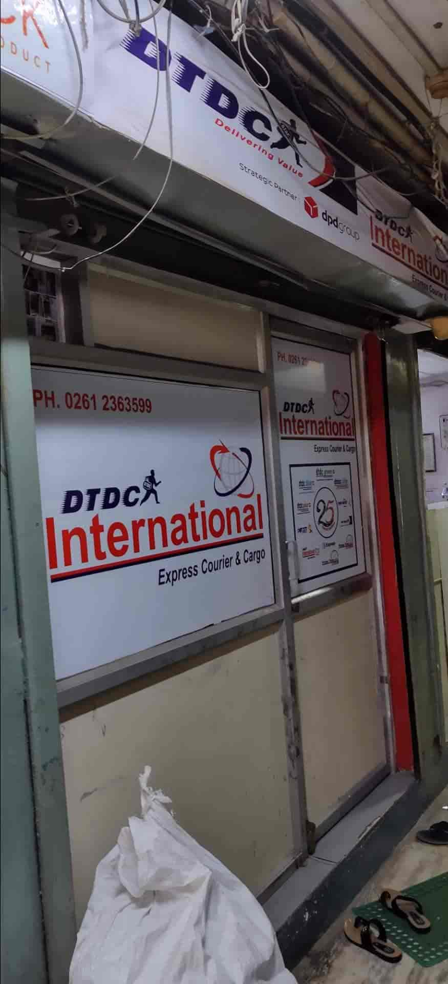 Dtdc Express Ltd Ring Road Courier Services In Surat Justdial