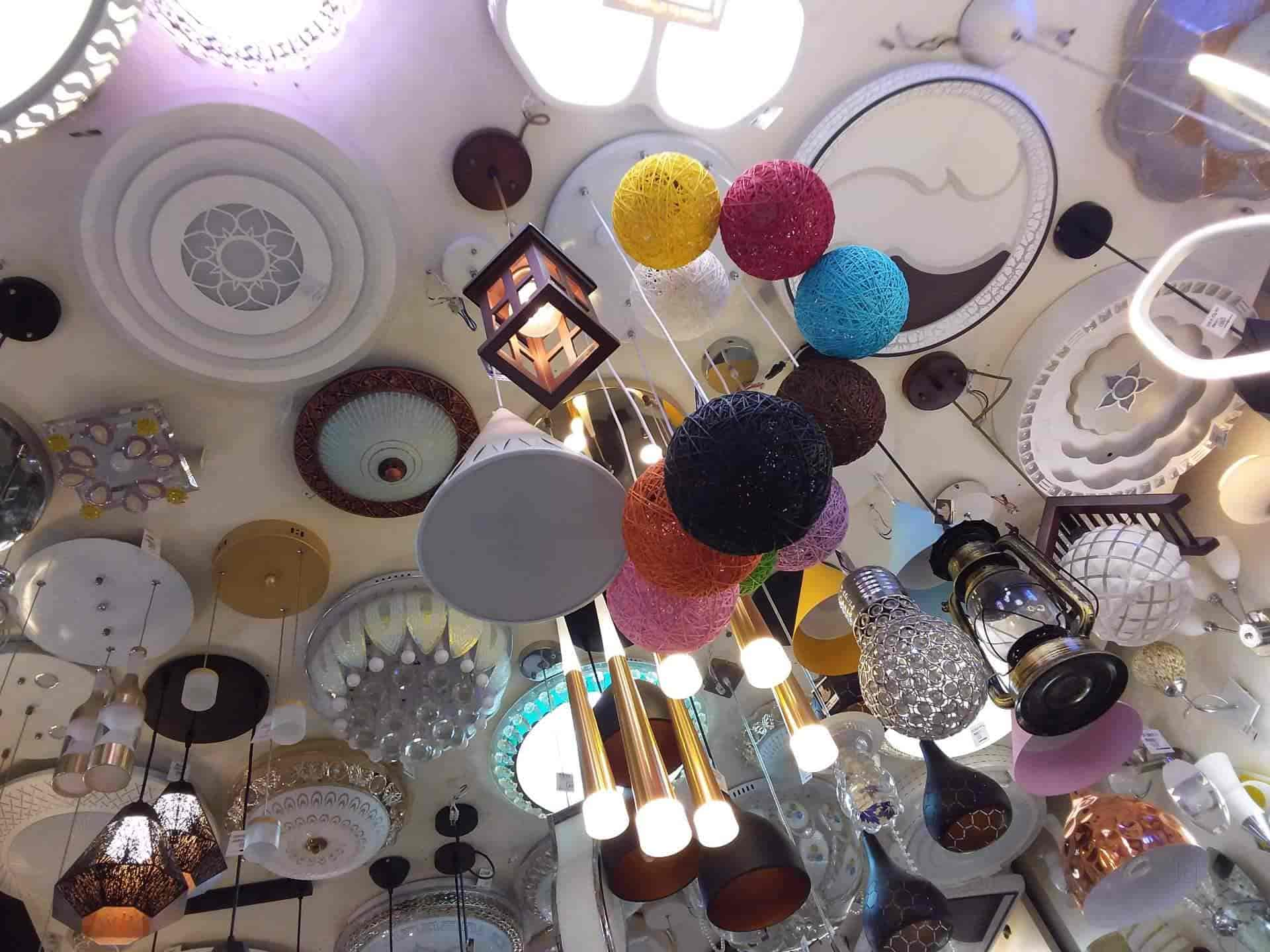 Apple Lites And Fans, Lal Darwaja - Lighting Dealers in