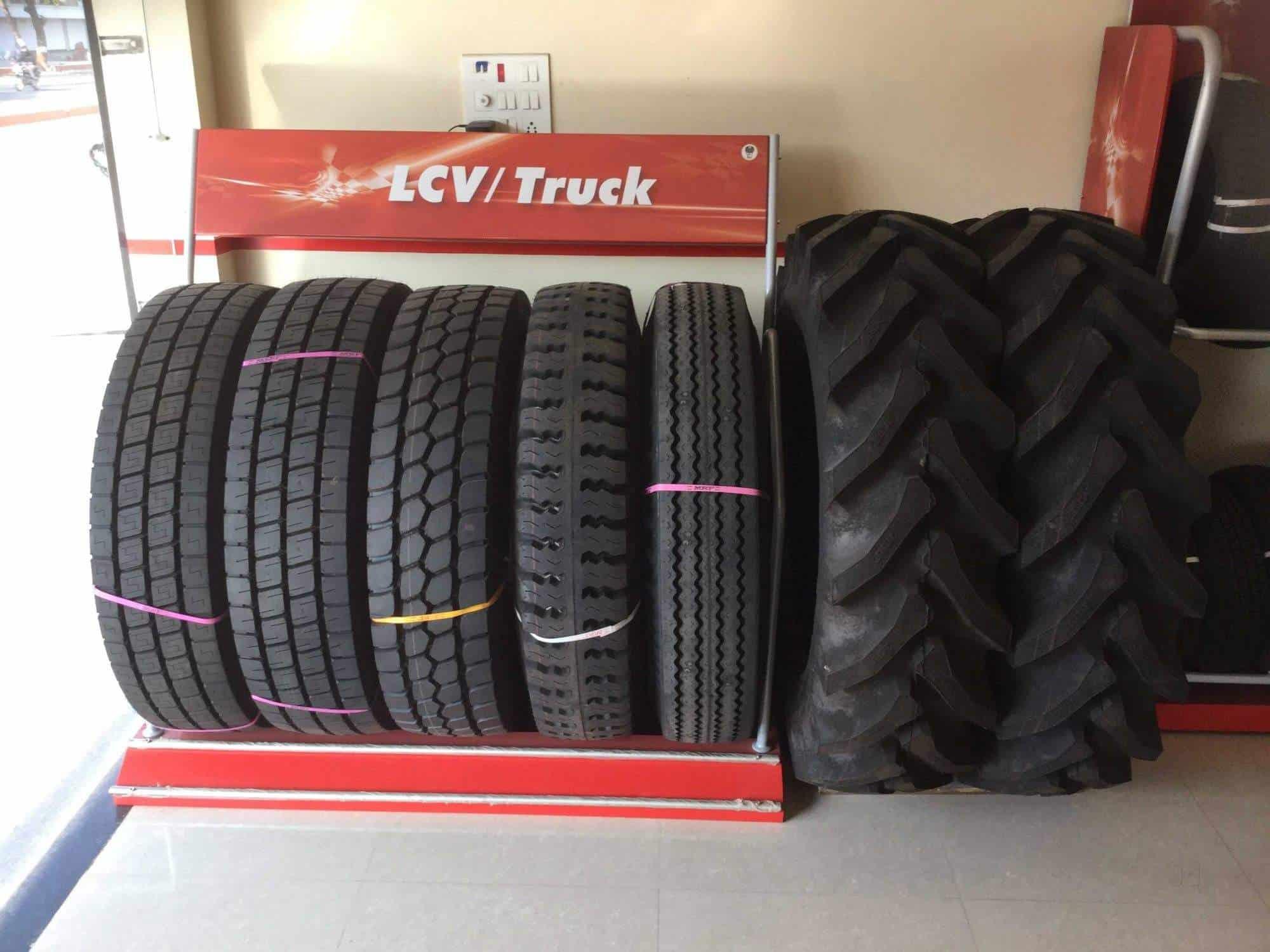 Dev Tyres, Bardoli - Tyre Dealers in Surat - Justdial