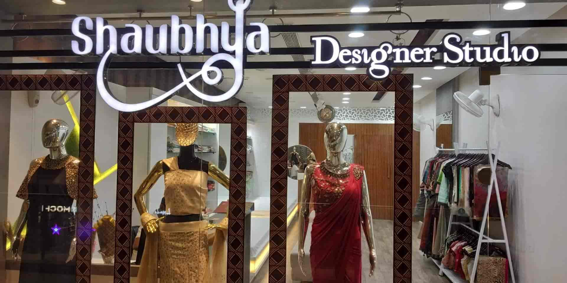 Shaubhya Designer Studio Iscon Mall Dumas Road Fashion Designers In Surat Justdial