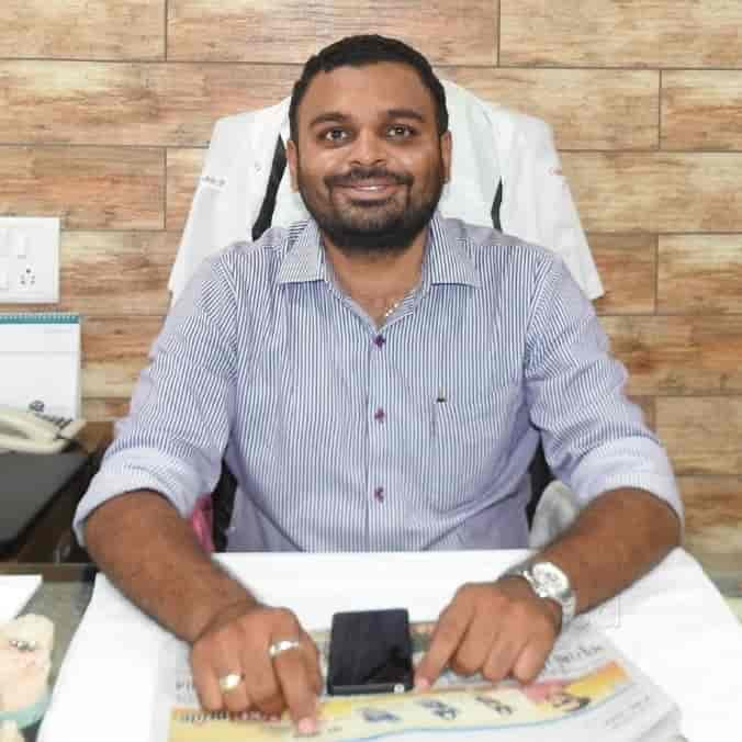 Dr  Nishit Patel - Dentists - Book Appointment Online