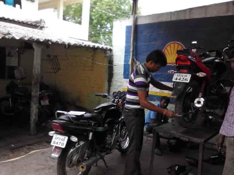 A1 Herohonda Bike Service Center, Suryapet HO - Motorcycle