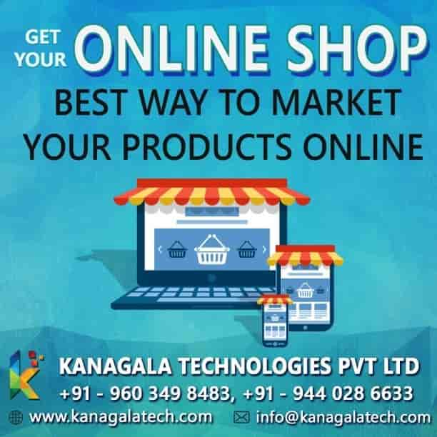 Kanagala Technologies Pvt Ltd, Chinaravuru - Internet