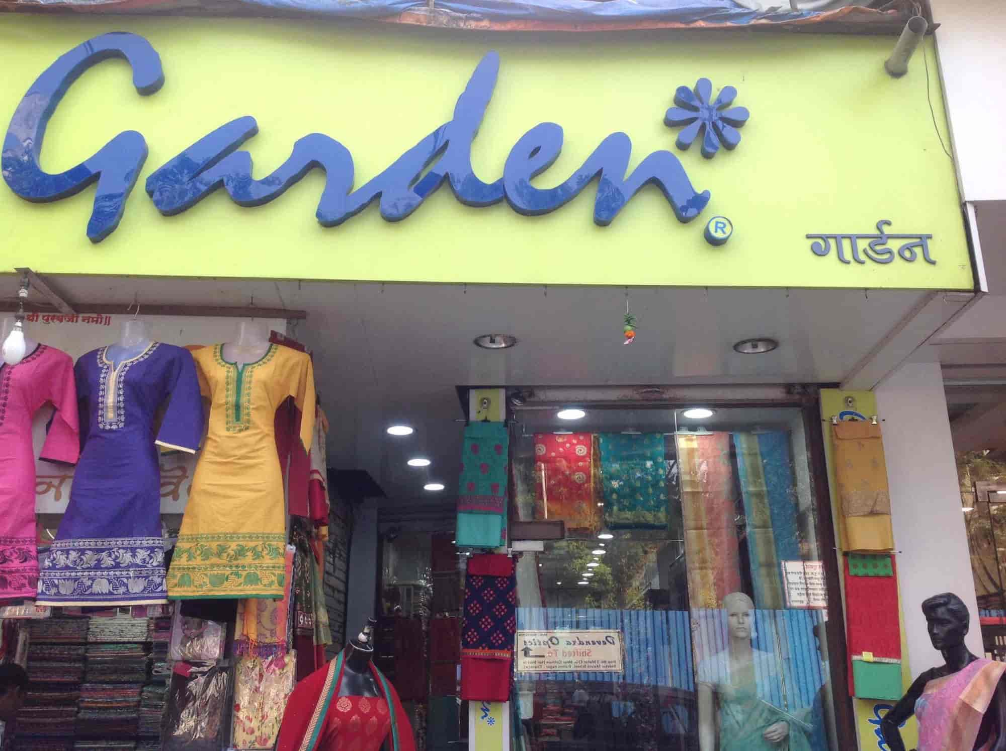 Garden Sarees Showroom In Pune Fasci Garden