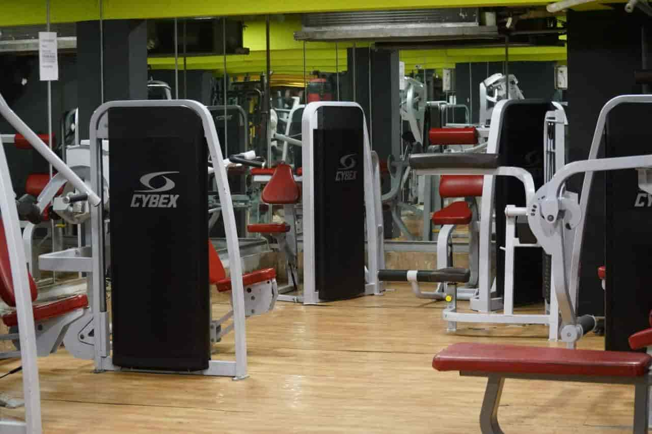 V Power The Fitness Lounge Mira Road Gyms In Thane Mumbai Justdial