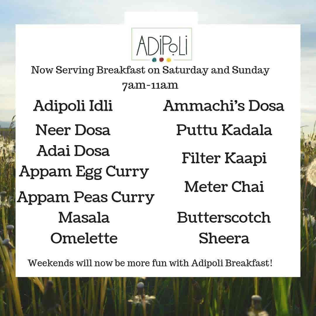 Adipoli, Kalyan City, Mumbai - Kerala Restaurants - Justdial
