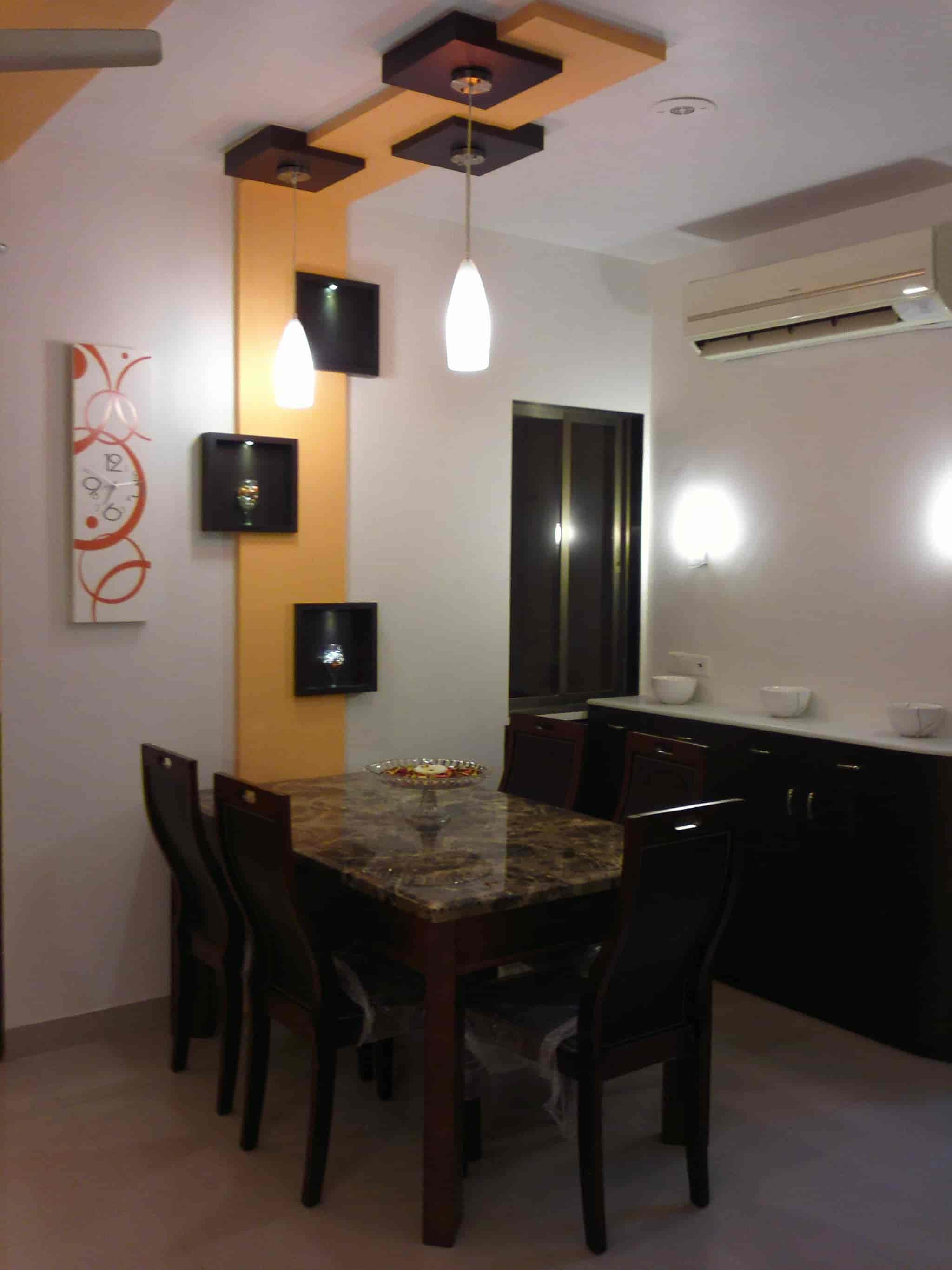 ... Home Interior Design   AMK Interior Design Photos, Wagle Industrial  Estate Thane West, ...