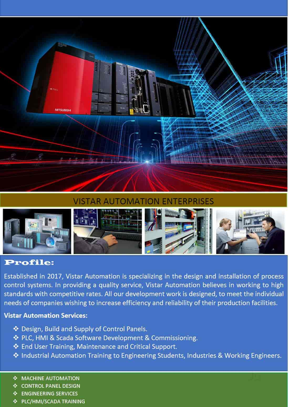 Vistar Automation Enterprises, Dombivli West - Machine