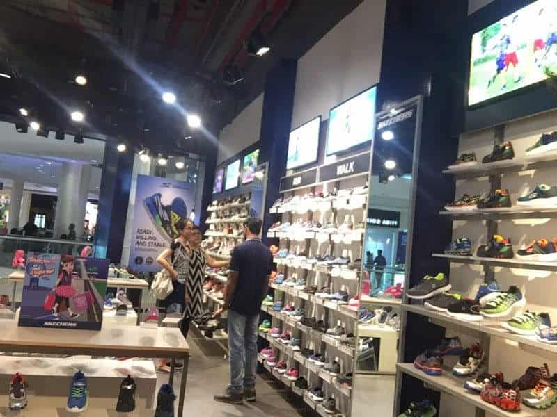 shoe shops fountain gate shopping centre