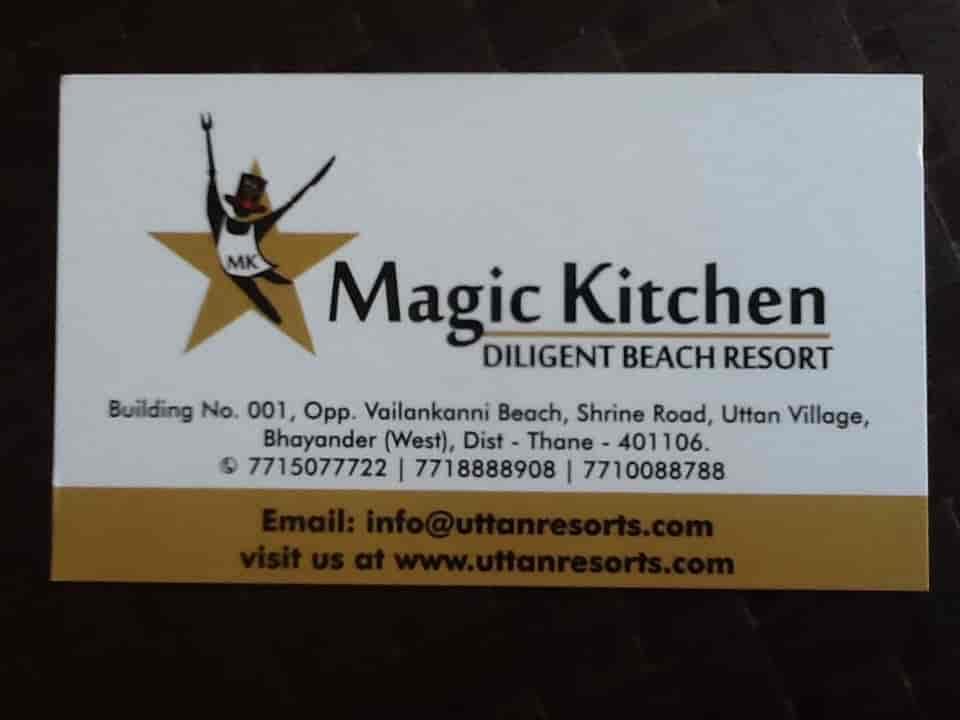 Magic Kitchen, Uttan - Restaurants in