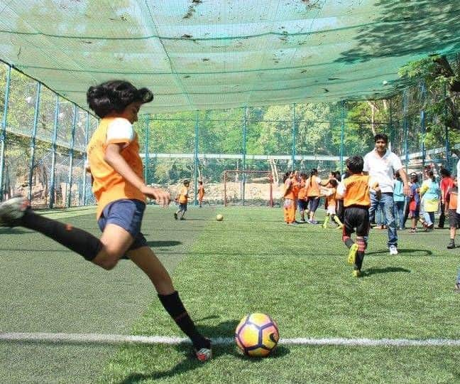 Young Guns Football Academy Photos, Thane West, Thane