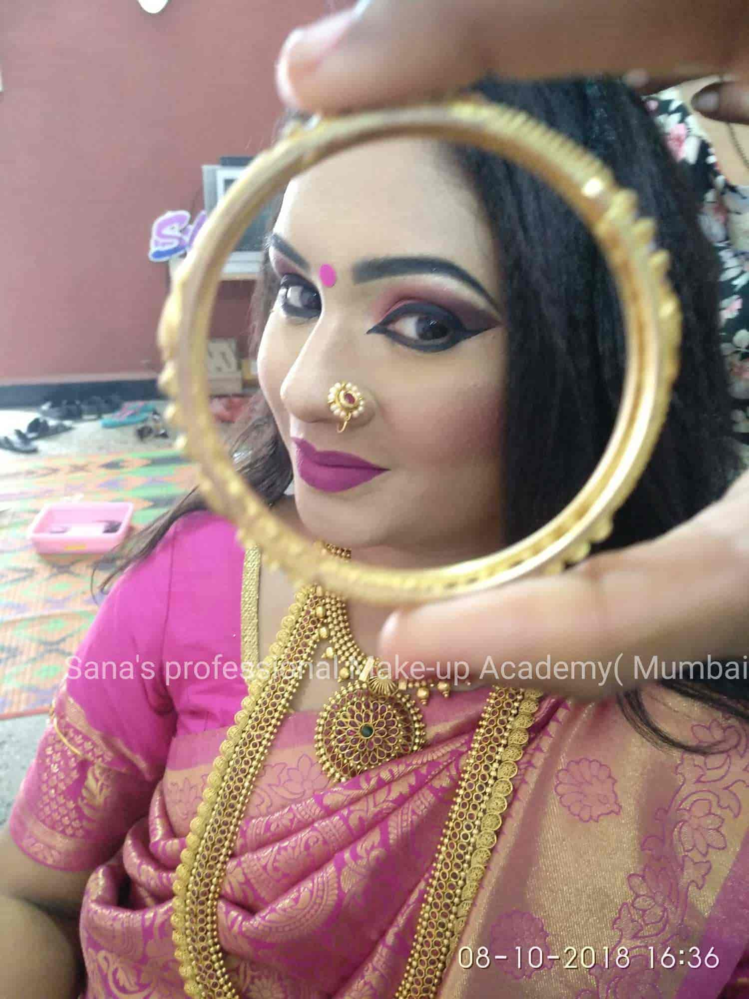 Sanas Professional Makeup Academy Ulhasnagar No 5 Artists In Mumbai Justdial