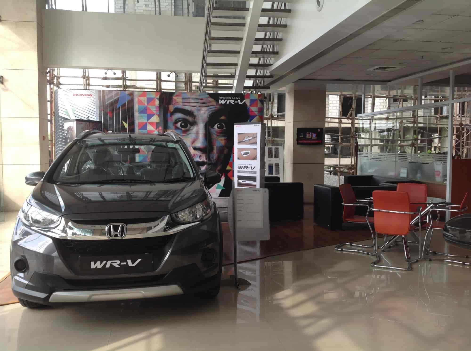 Regent Honda Showroom Dombivli East Car Dealers In Mumbai