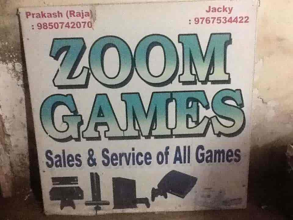 zoom in gaming