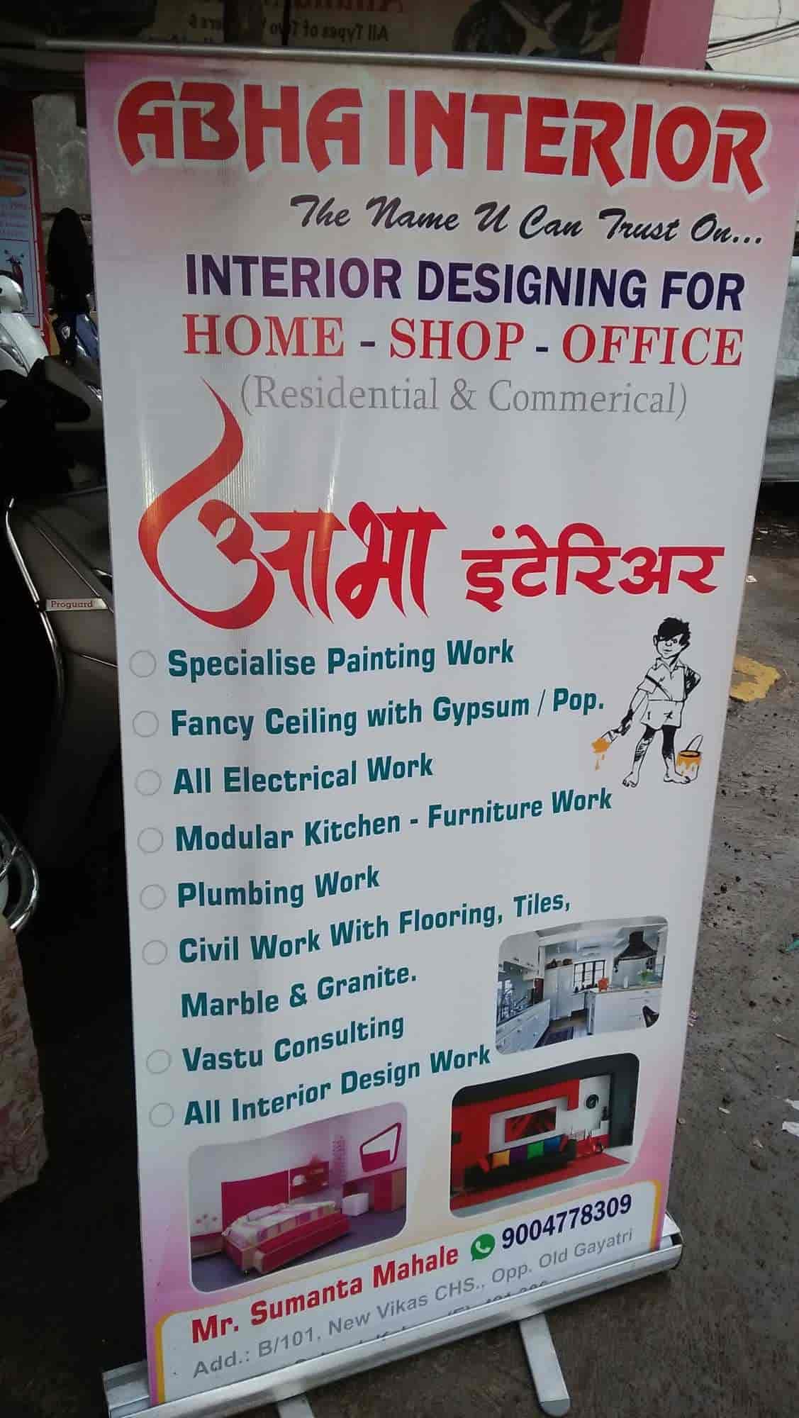 Abha Interior Contractor Photos, Kalyan East, Mumbai- Pictures ...