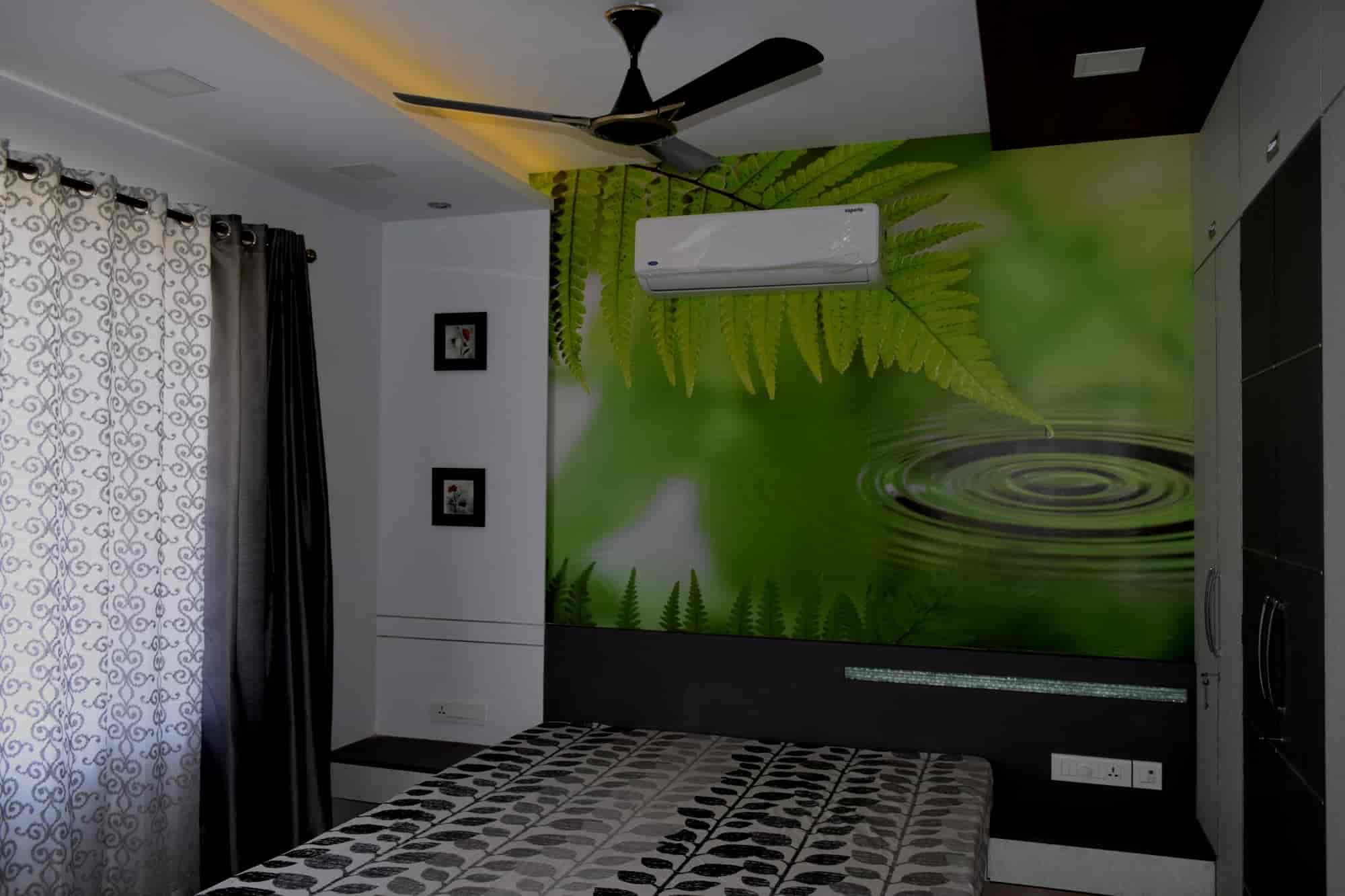 Bedroom Le Decor Interior Photos Thane West Mumbai Designers