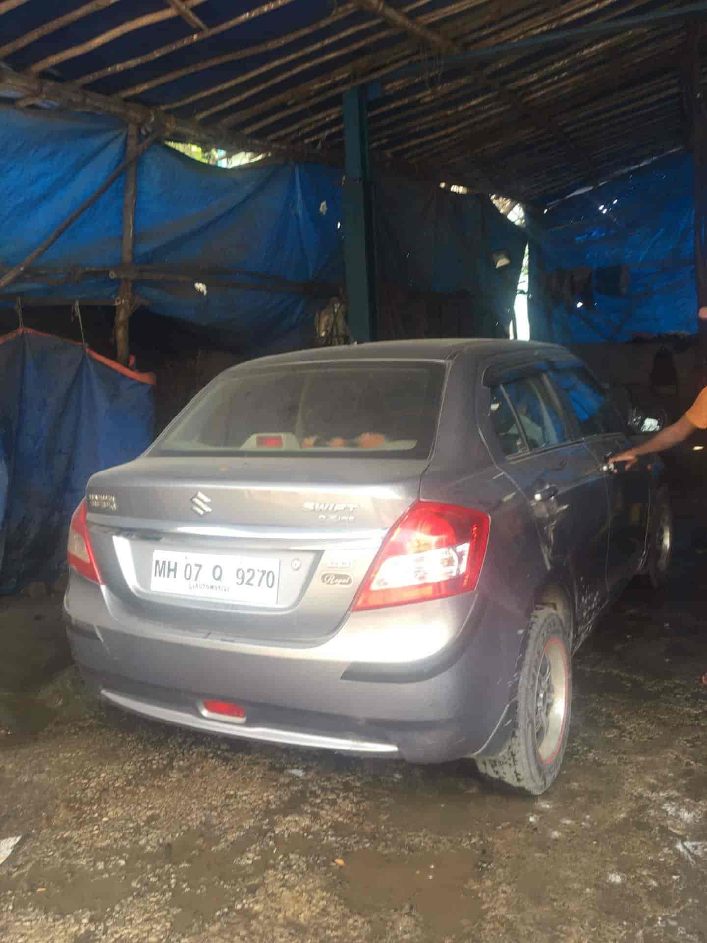 Manas Car Washing Center Photos Kharegaon Kalwa Thane Services