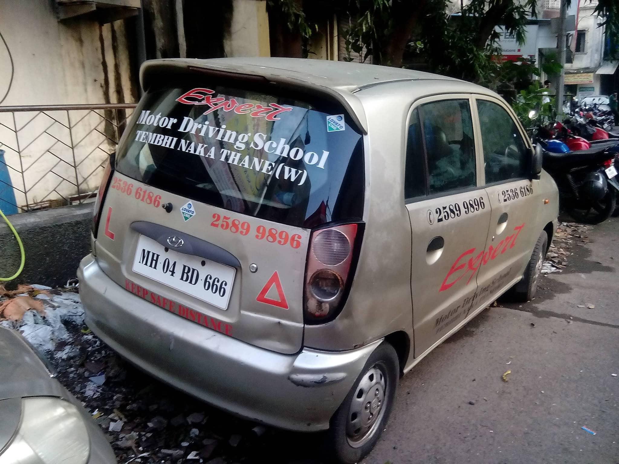 ... Car Side View - Expert Motor Driving School Photos, Thane West, Mumbai - Motor ...
