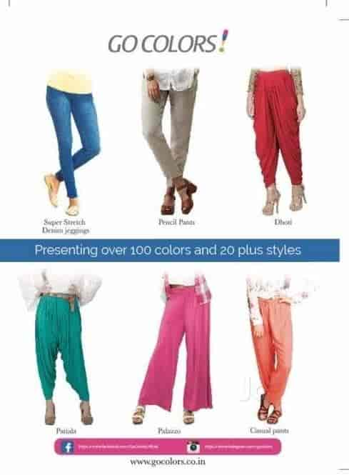 329939f76c9e0 Go Colors My Creation, Thane West - Legging Retailers in Thane, Mumbai -  Justdial