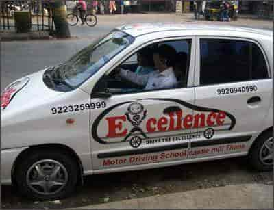 ... Training Car - Excellence Motor Driving School Photos, Thane West, Mumbai - Defensive Driving ...