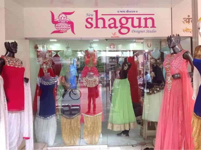 New Shagun Designer Studio Mira Road Fashion Designers In Thane Mumbai Justdial