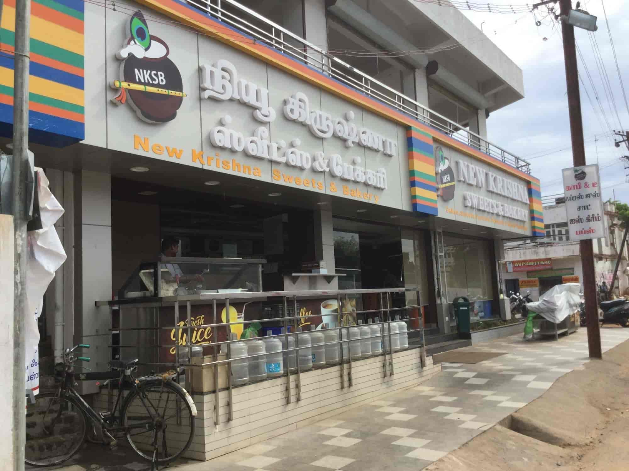 New Krishna Sweets And Bakery Photos, , Thanjavur- Pictures