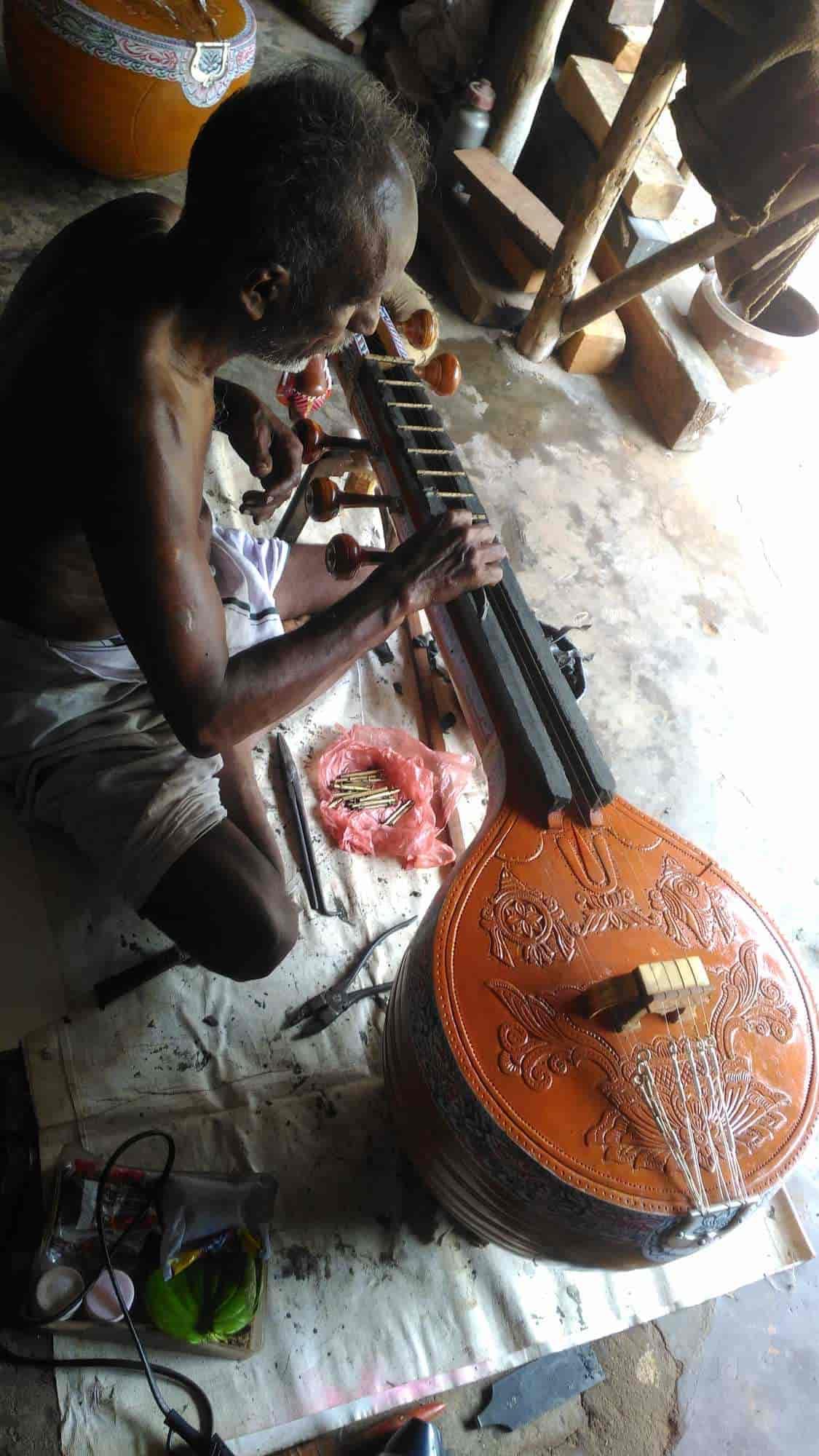 S Govindaraj & G Ramesh Suriya, Abdul Wahap Nagar - Veena