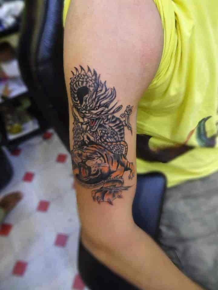 Hashmitha Tattoo Studio Thanjavur West Tattoo Artists In