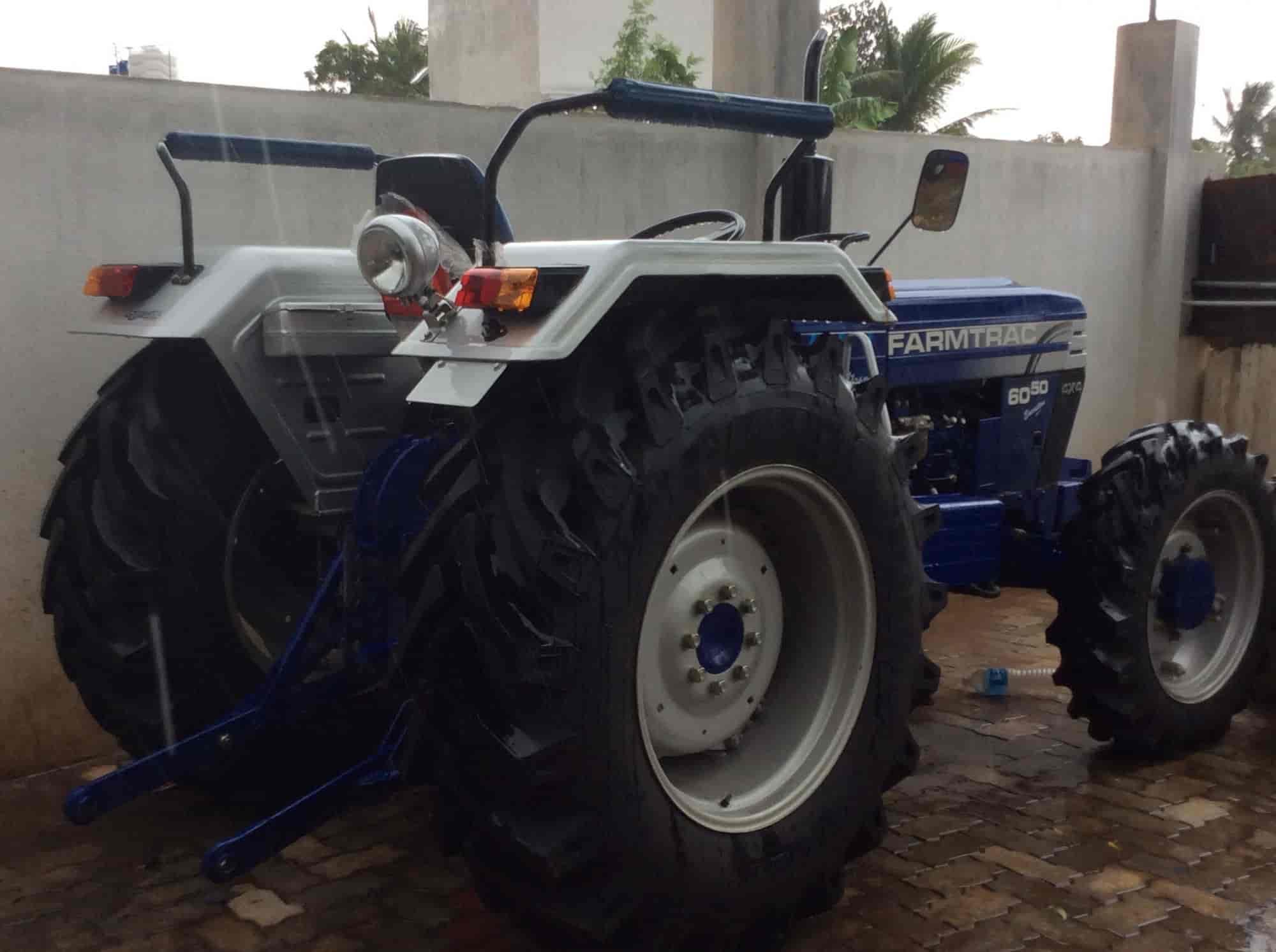Delta Tractors And Farm Equipments, Near Vilar Bypass - Tractor