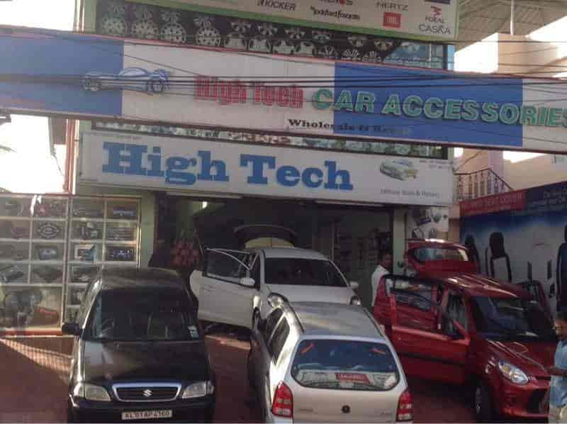 High Tech Car Accessories Ambalamukku Mobile Phone Accessory