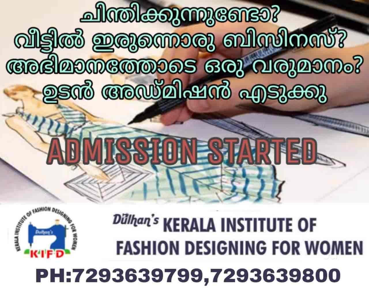 Dulhan S Kerala Institute Of Fashion Designing For Women Manacaud Fashion Designers In Thiruvananthapuram Justdial