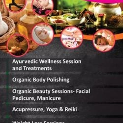 Vibrance Spa & Wellness Centre, Sreekaryam - Body Massage