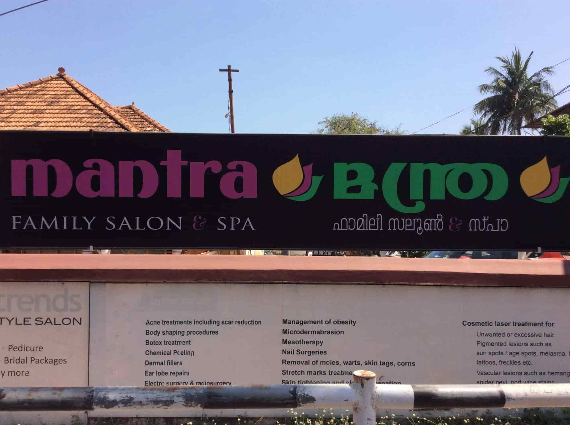 Mantra Family Salon & Spa, Thycaud - Beauty Spas in