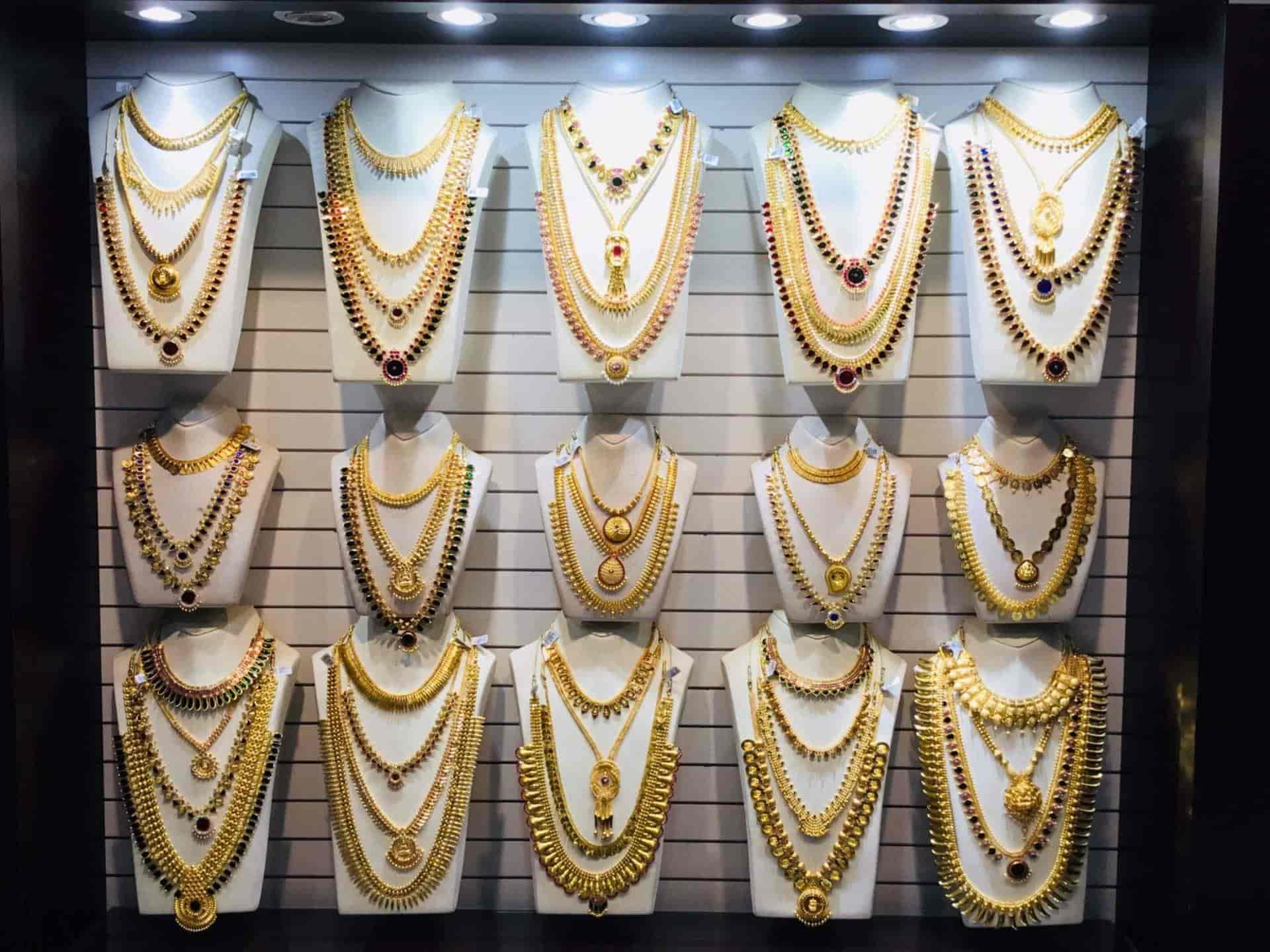 Malabar Gold & Diamond, M G Road - Jewellery Showrooms in
