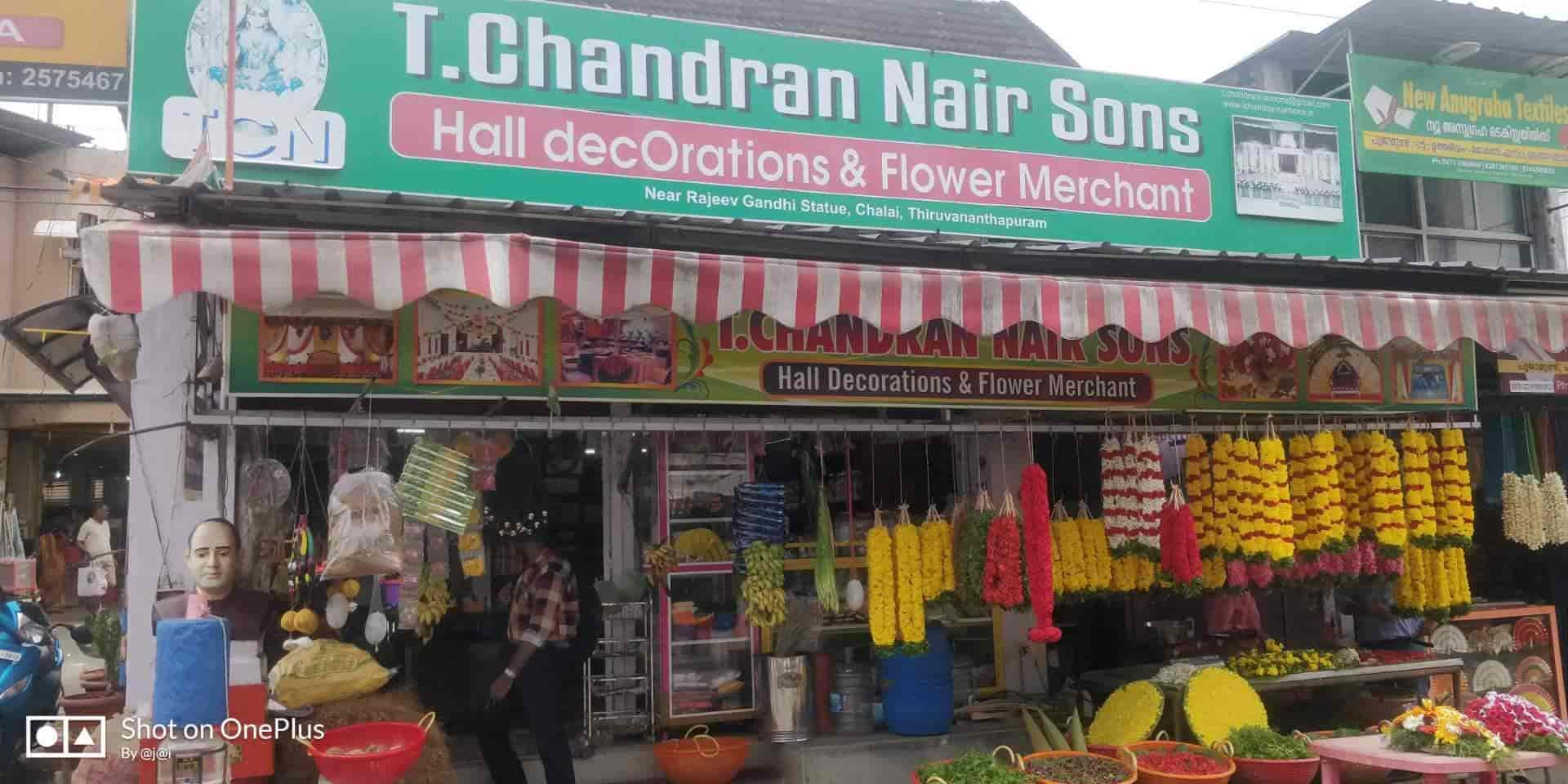 Tcn Decorations, Chalai - Event Organisers in