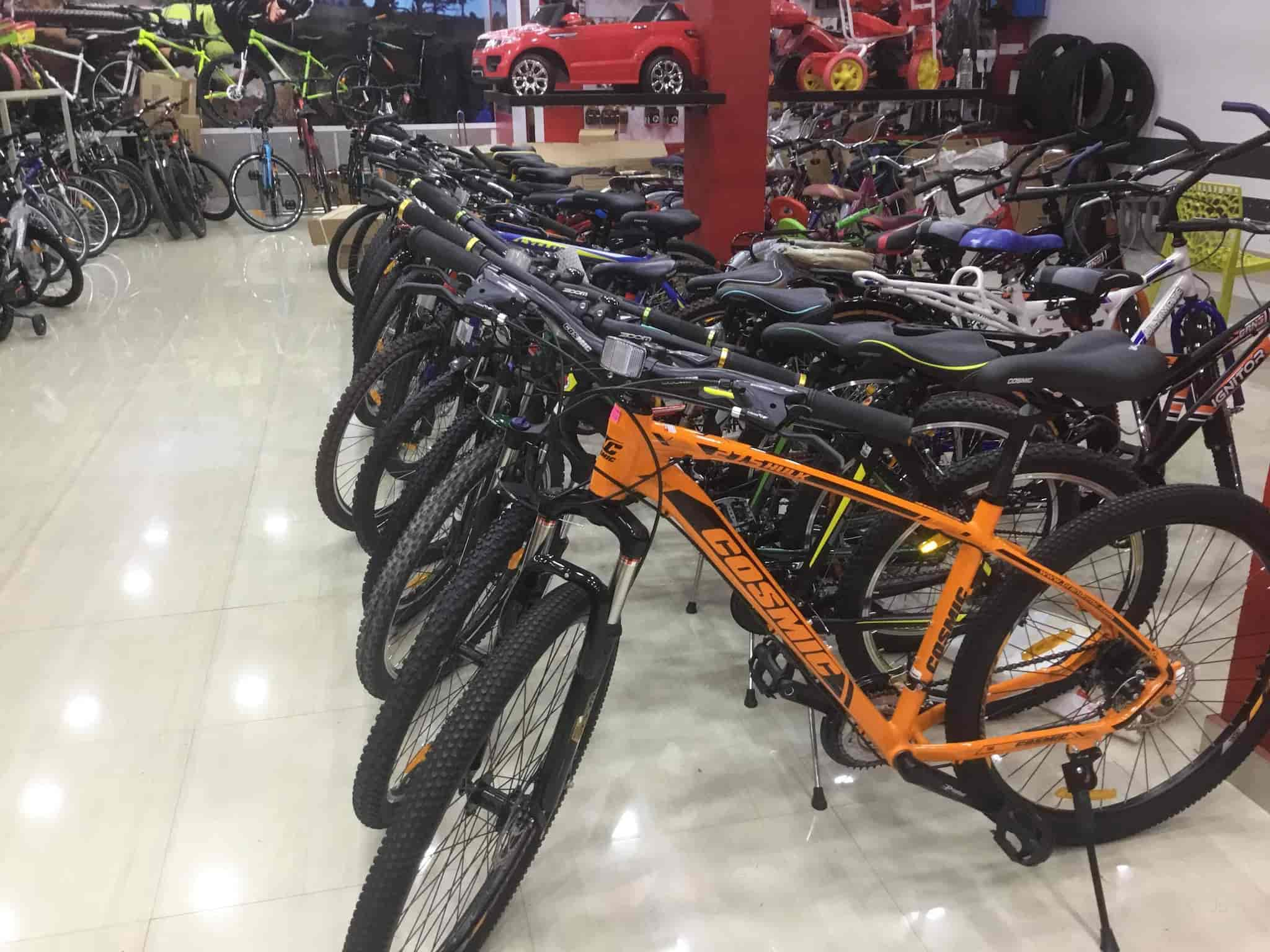 Just Buy Cycles, Pattom - Bicycle Dealers in