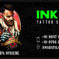 Inkin Tattoo Studio Amaravila Tattoo Parlours In