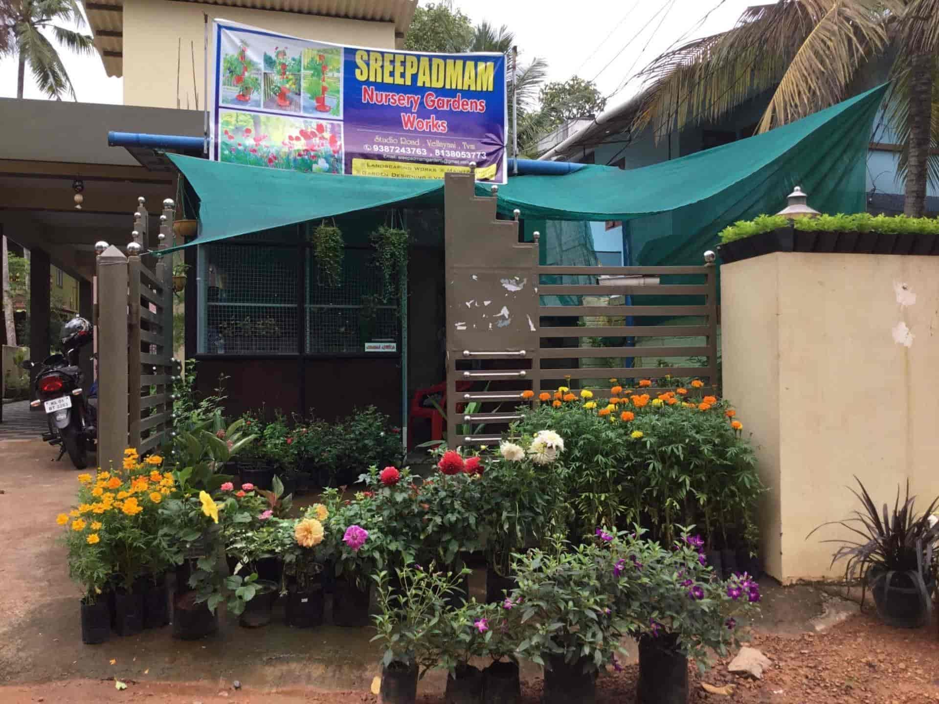 Sreepadmam Nursery Gardens Works