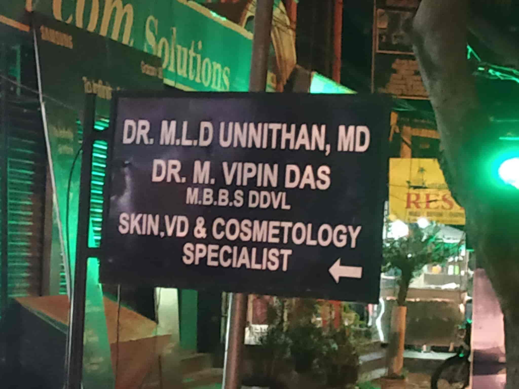 Dr  Lohidakshan Unnithan - Dermatologists - Book Appointment