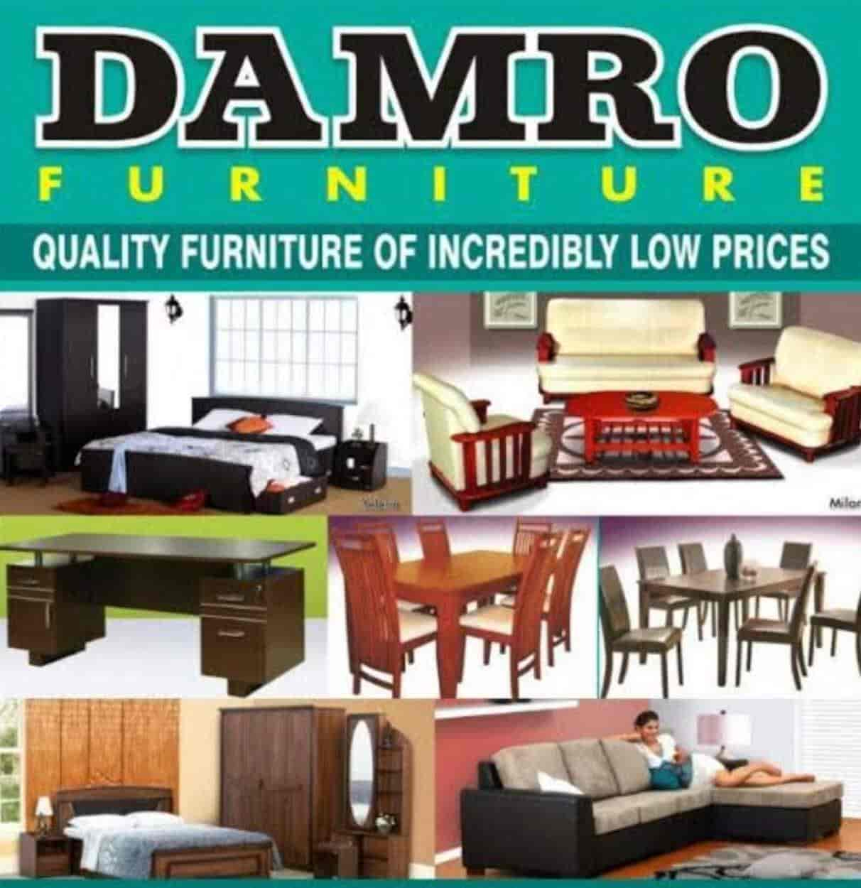 Damro Furniture Pvt Ltd Punkunnu Office Furniture Dealers