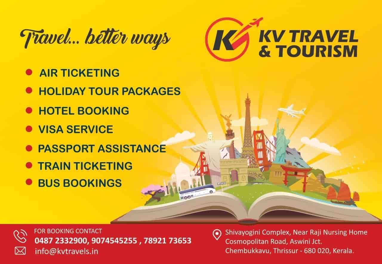 KV Travel Tourism Chembukkav