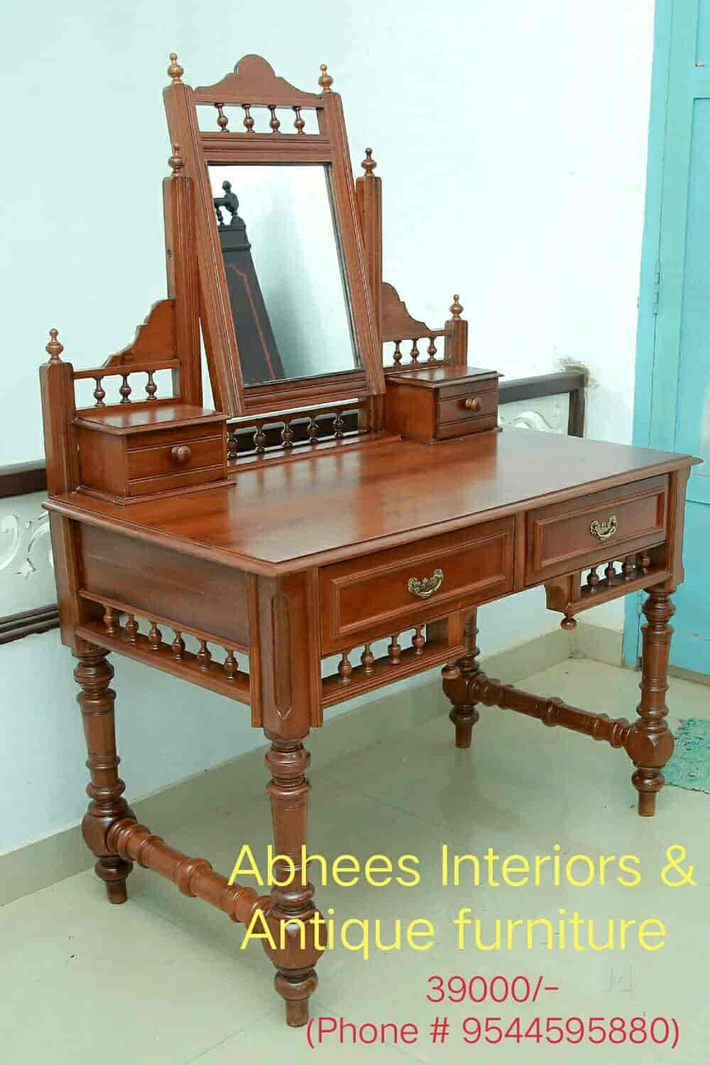 Abhees Interiors And Antique Furniture, Pooppathy - Interior