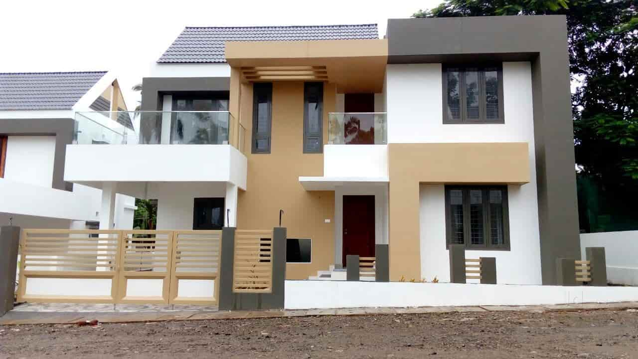 Wg Builders mulberry homes photos kuriachira thrissur pictures images