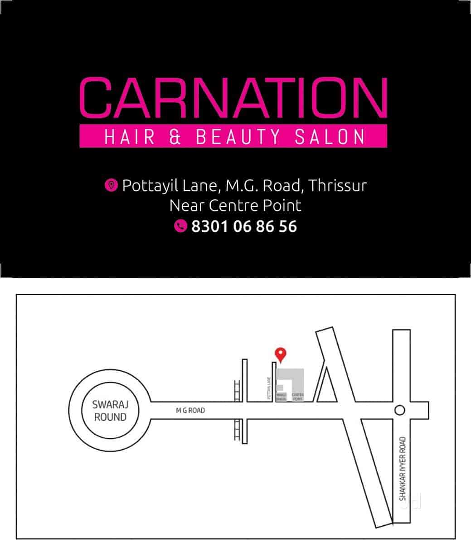 carnation hair and beauty salon photos, poothole, thrissur - beauty  parlours