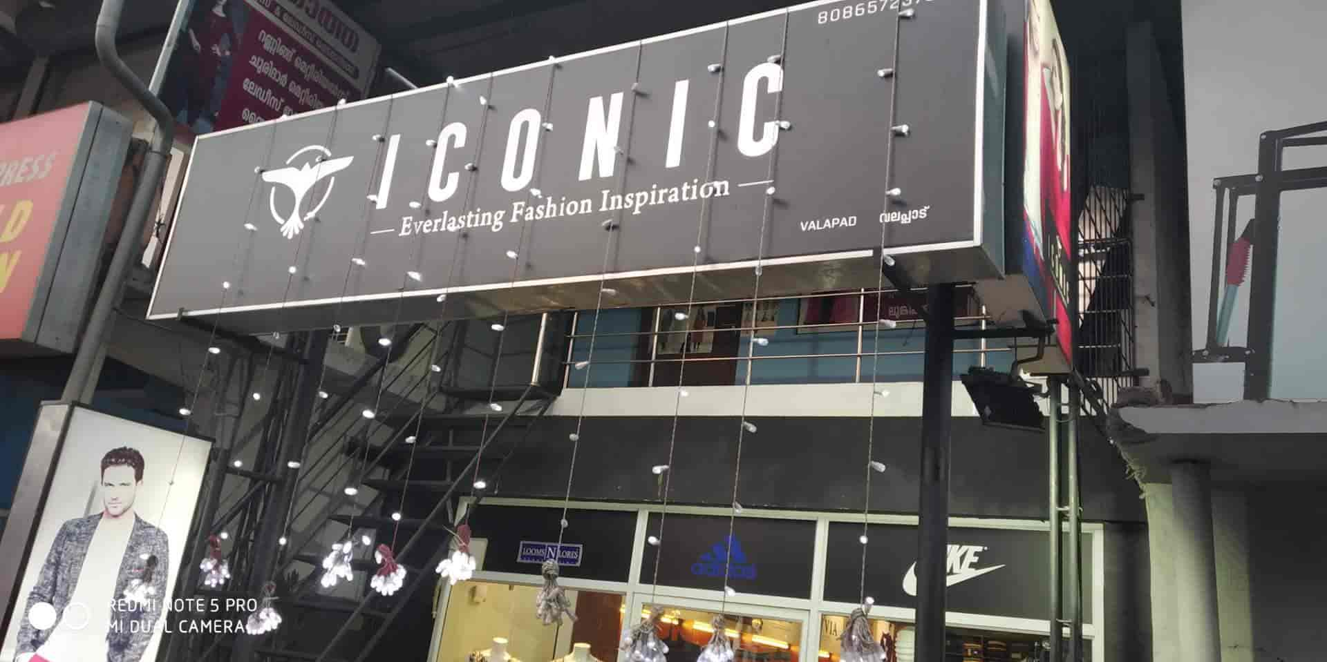 iconic fashion valapad boutiques in thrissur justdial justdial