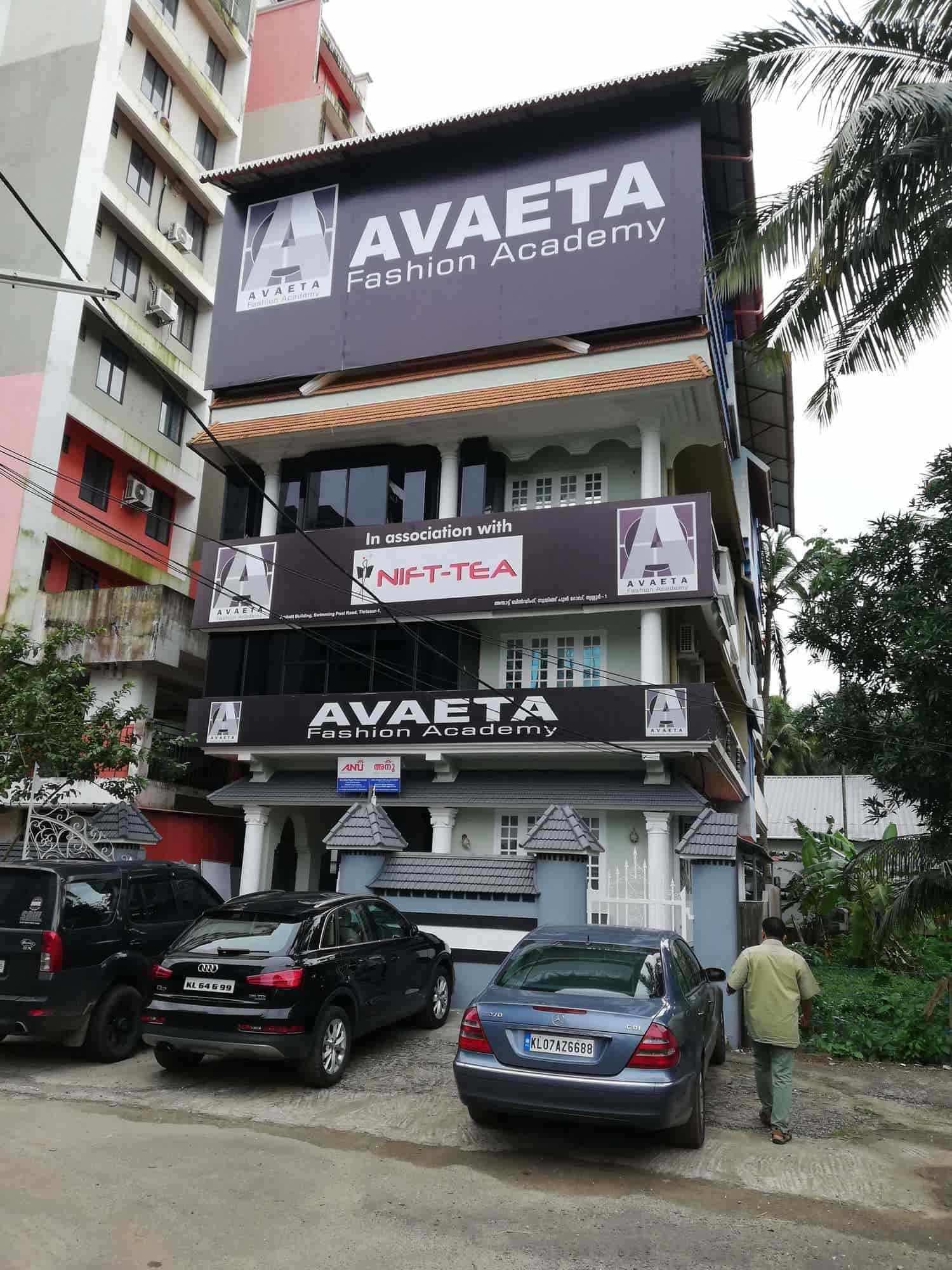 Avaeta Fashion Academy Near North Bus Stand Computer Training Institutes In Thrissur Justdial