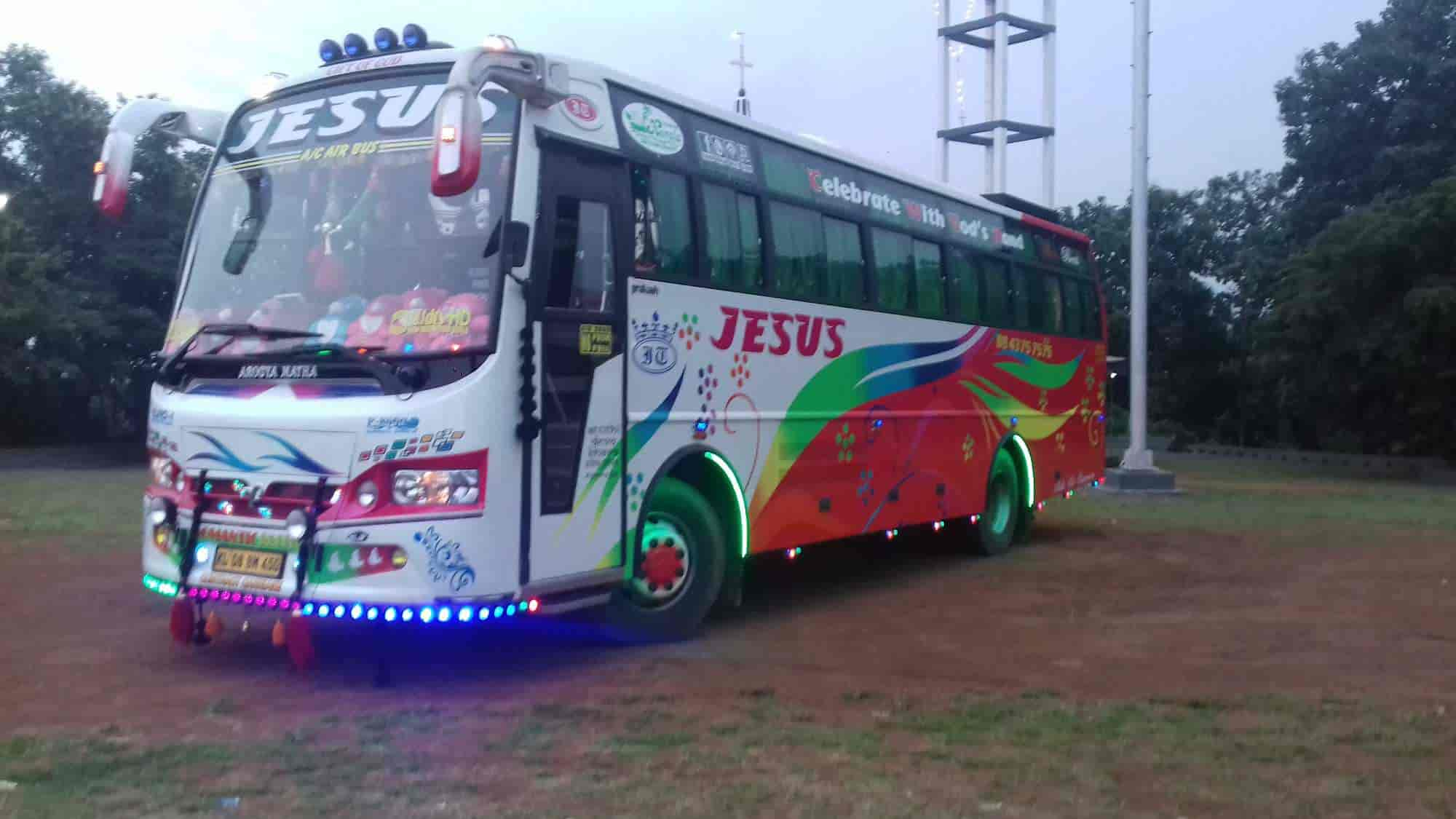 Jesus Travels, West Fort - Car Hire in Thrissur - Justdial