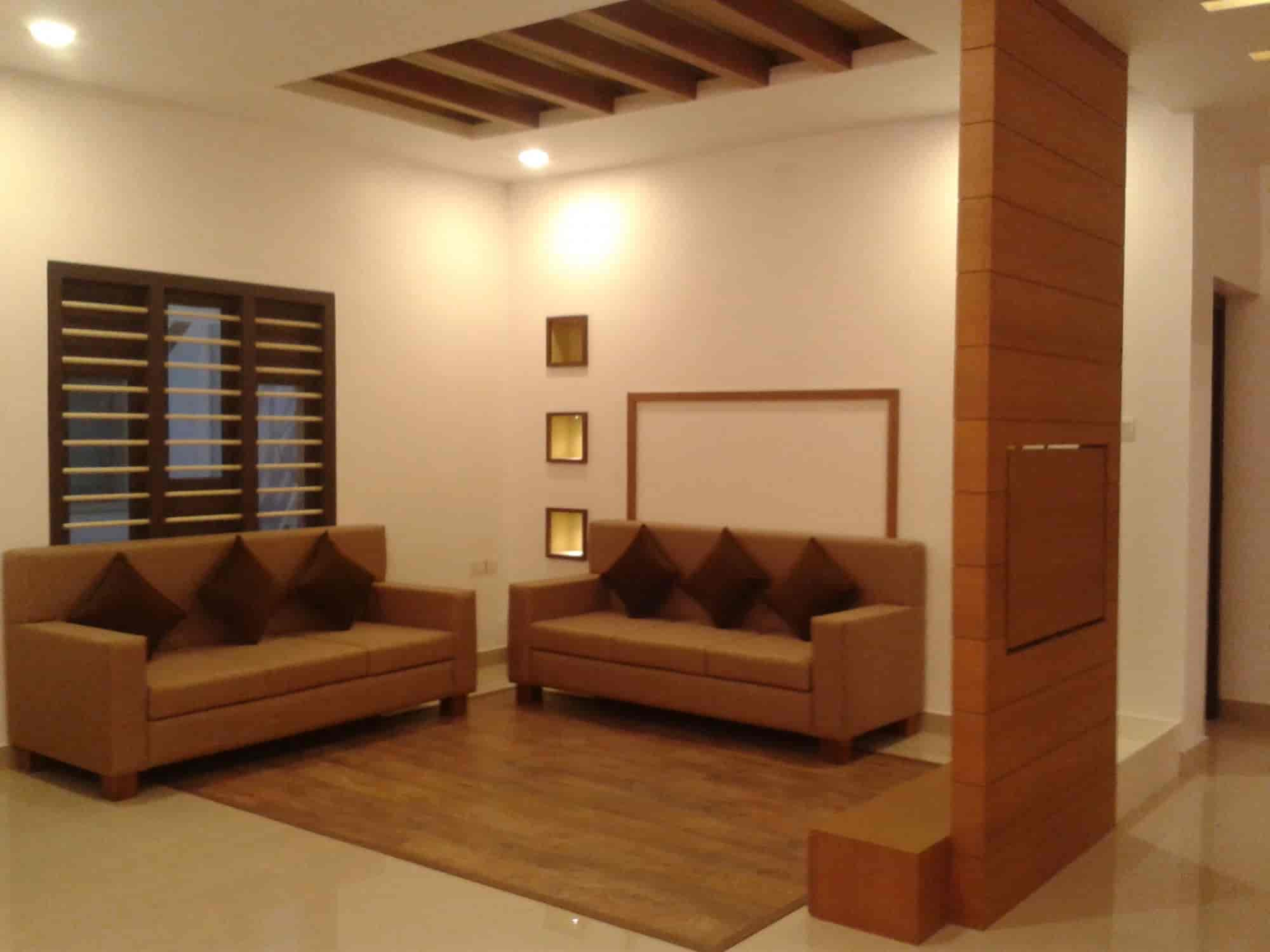 Yellow Wood Nest Home Interiors s Olarikkara Thrissur