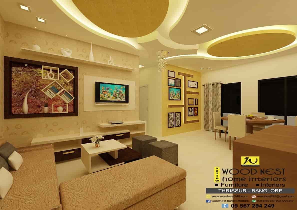 Yellow Wood Nest Home Interiors Photos, Olarikkara, Thrissur  Pictures U0026  Images Gallery   Justdial
