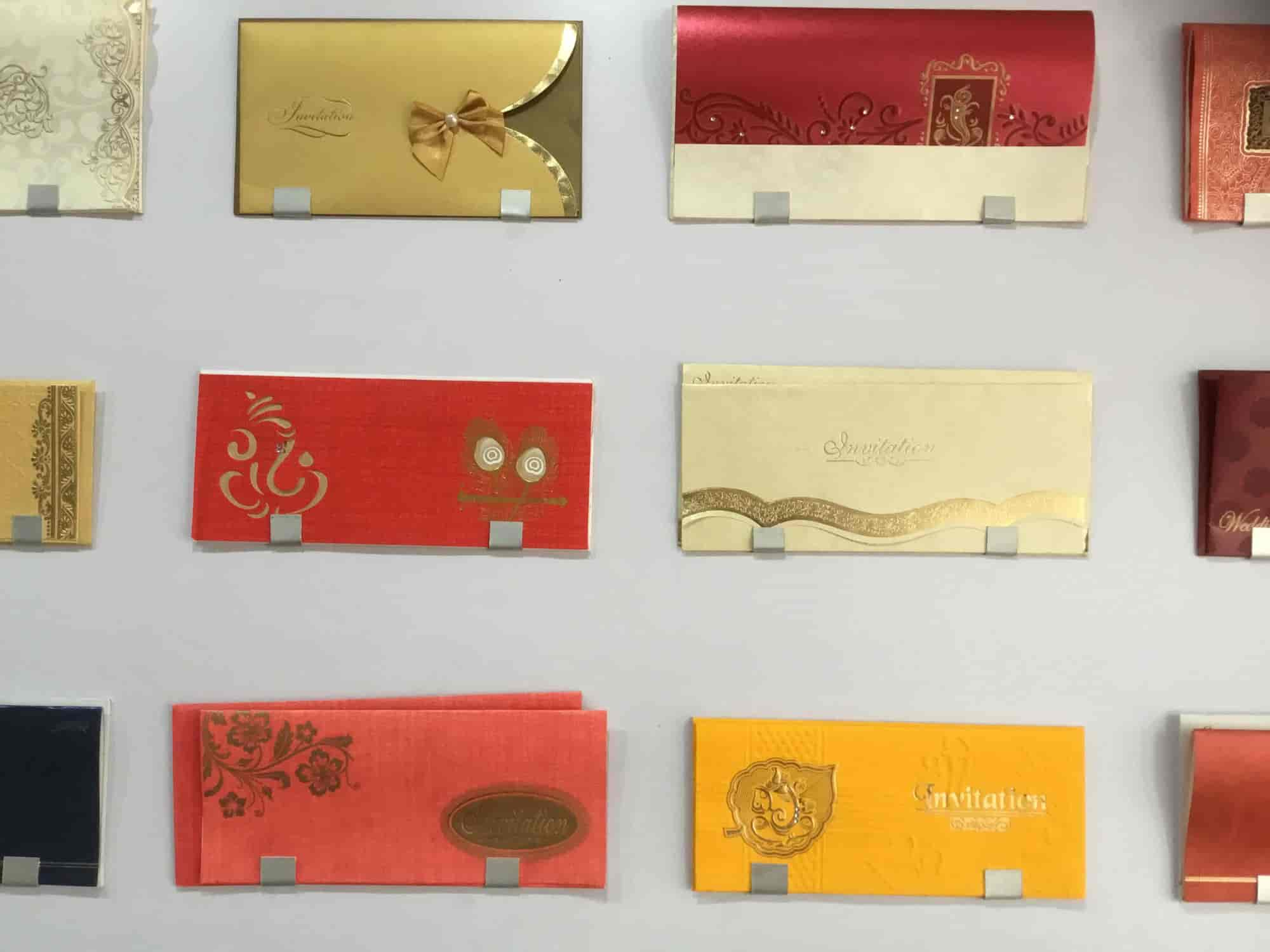 Rainbow Wedding Cards - Offset Printers in Thrissur - Justdial